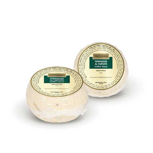 Soft Truffled Cheese