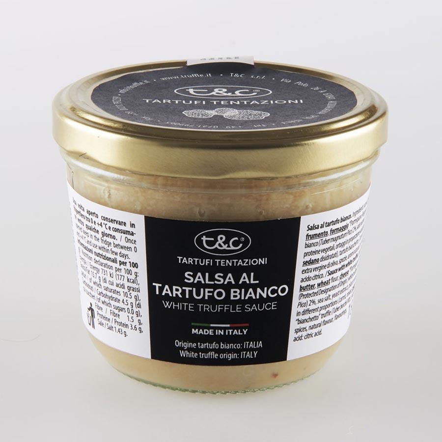 Salsa Al Tartufo Bianco