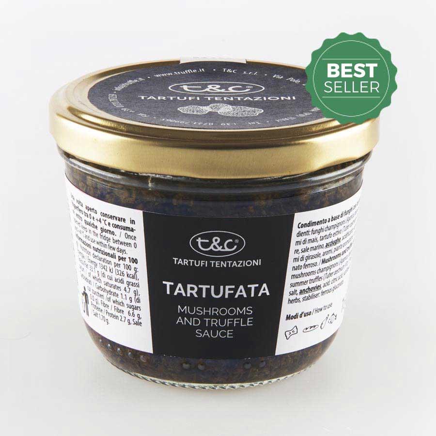 Tartufata: Mushrooms, Truffles And Olives Sauce