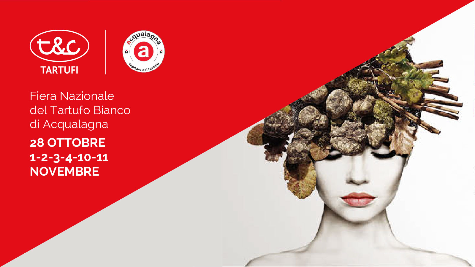 National Fair Of The White Truffle Of Acqualagna