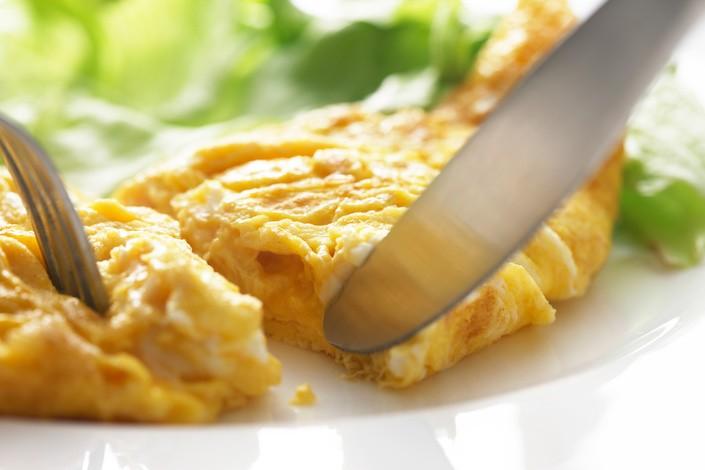 Omelette Al Tartufo, La Combinazione Perfetta