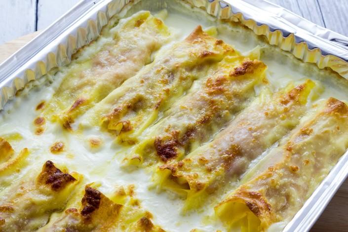 Truffle Cannelloni Recipe