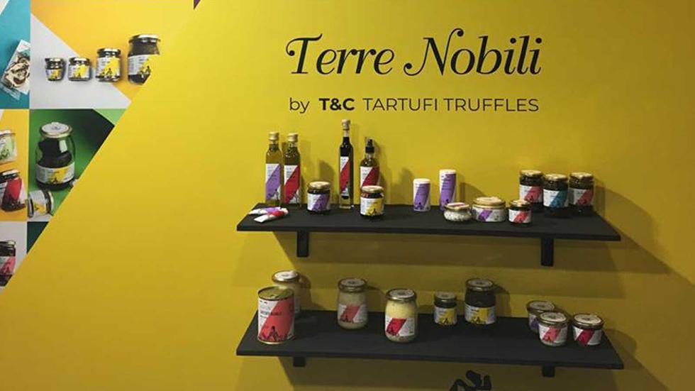 Fiera A Rimini Presentazione Del Brand Terre Nobili